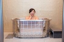 純プラチナ風呂