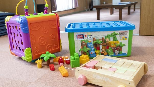 【おもちゃ箱付】1棟貸切コテージ/78平米(6名様用)