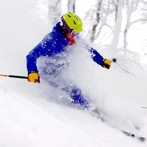 *カムイスキーリンクス/スキーイメージ