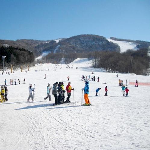 *カムイスキーリンクス/道北最大級のスキー場です。