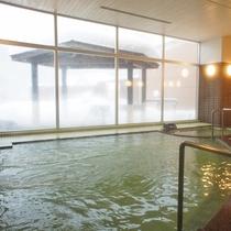 *【温泉・内湯】肌への刺激が少ないため、入りやすくお子様も安心してご入浴できます。