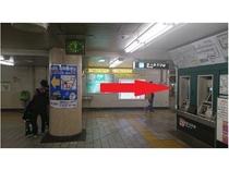 道案内(泉岳寺駅)1