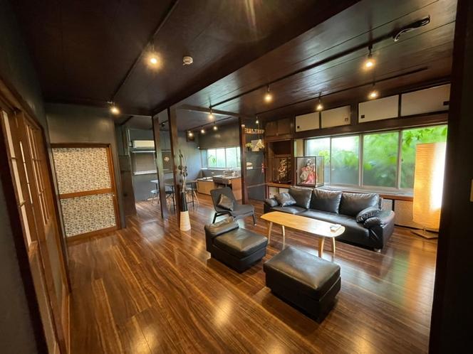 AMBER Livingroom