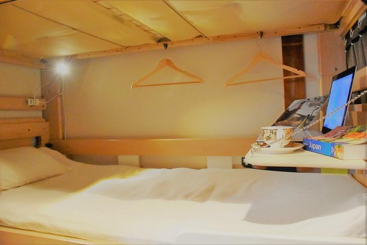 【ドミトリー・2段ベッド・4人部屋】