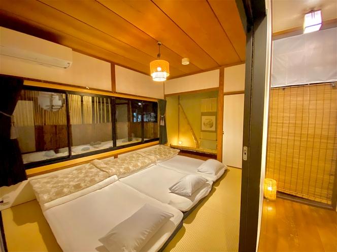 【京庭園和室・個室】