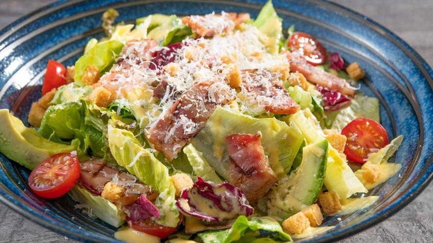 ランチ/種類豊富なたっぷり新鮮野菜サラダ