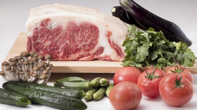 【福岡応援グルメチケット付】博多和牛と福岡の食材を使った限定メニュー☆2食付プラン