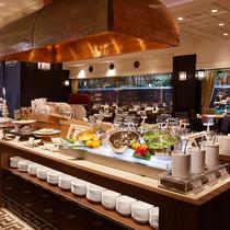 朝食:グランカフェ「和洋ブッフェ」