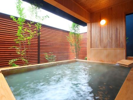 【心隆】内湯・露天風呂付き離れの一軒家(メゾネット・和室)