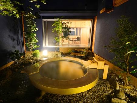 【儀】内湯・露天風呂付き離れの一軒家(メゾネット・和室)