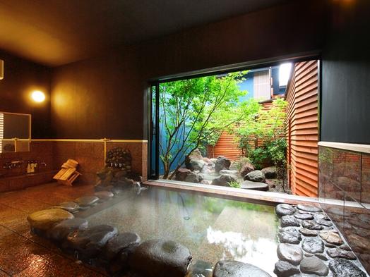 【礼-れい-】離れ!美人湯源泉100%かけ流し 内湯&露天風呂付きメゾネット 泊食分離スタイル