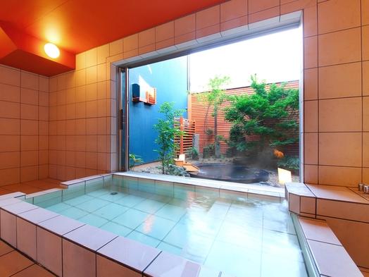 【蘭-らん-】離れ!美人湯源泉100%かけ流し 内湯&露天風呂付きメゾネット 泊食分離スタイル