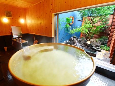 【武】内湯・露天風呂付き離れの一軒家(メゾネット・和室)