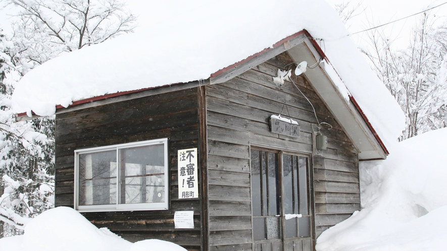 秘境駅「豊ヶ岡駅」
