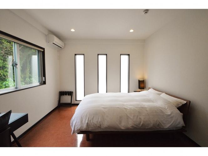プレミアムスイート ダブルベッドルーム