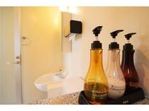 プレミアムスイート ダブルベッドルーム シャワールーム