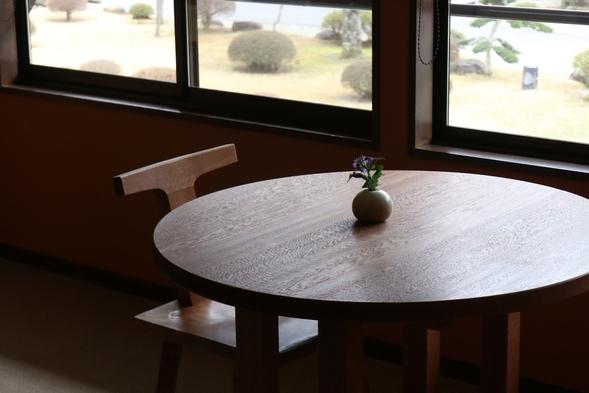 【松の館シングルルーム】夕朝食付きスタンダードプラン 部屋食