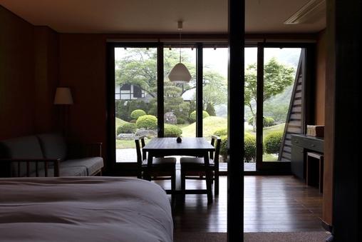 【松の館】洋室ツインベットルーム