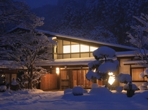冬の大黒屋