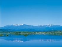 釜房湖と蔵王連邦