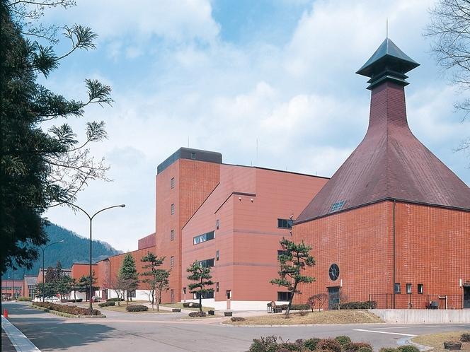 ニッカウヰスキー工場