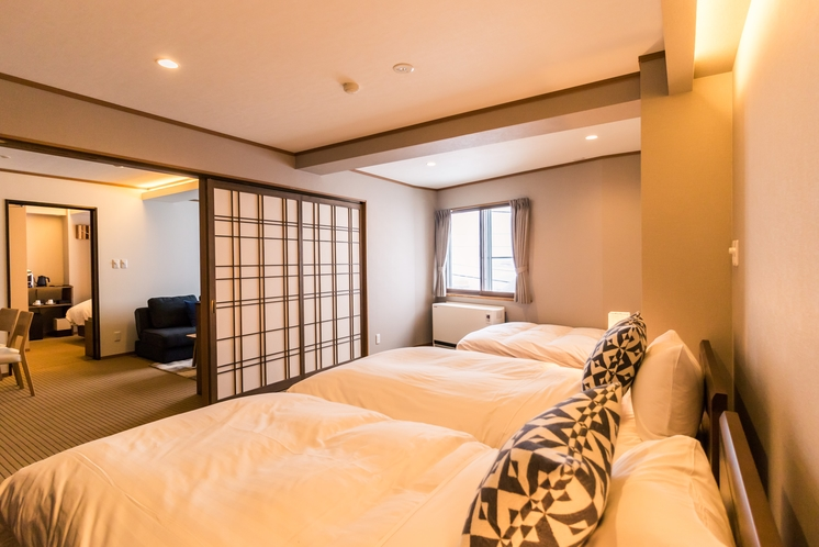 2Bedroom ベッドルーム