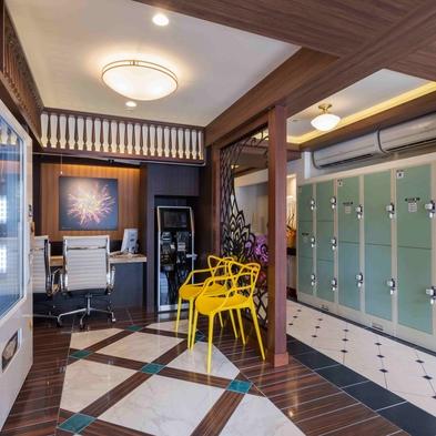 【スタンダードプラン】好立地なシンプルホテル 基本アメニティ付/素泊り