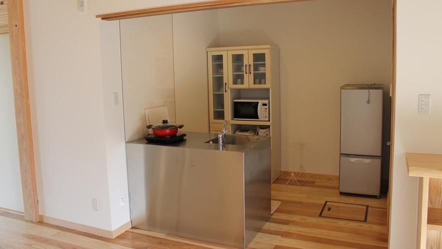 *ゲストハウス<きぼう>キッチン