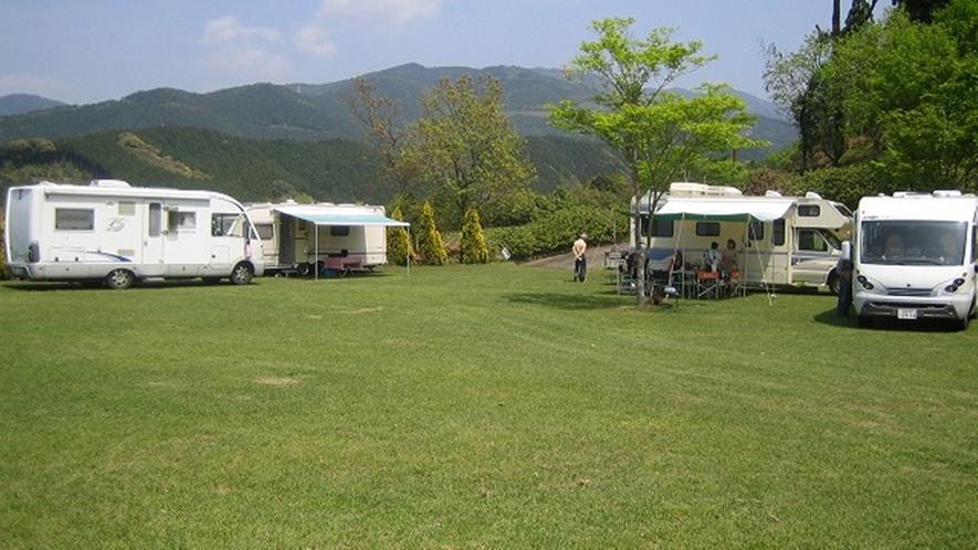 *【施設一例】オートキャンプ場