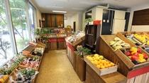 ++新鮮野菜は地元の八百貴屋さんから仕入れてます++
