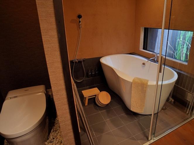 脱衣所一体型バスルーム