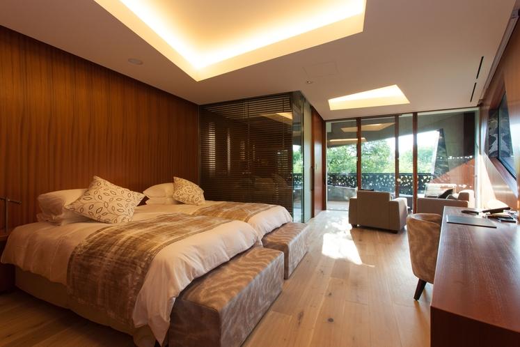 ホテルツイン 山々の部屋