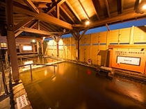 天然温泉湯来楽の湯