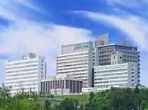 金沢医科大学全景