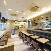 CAFE & BAR PRONTO 八丁堀店