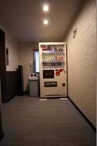 自動販売機(ソフトドリンク)