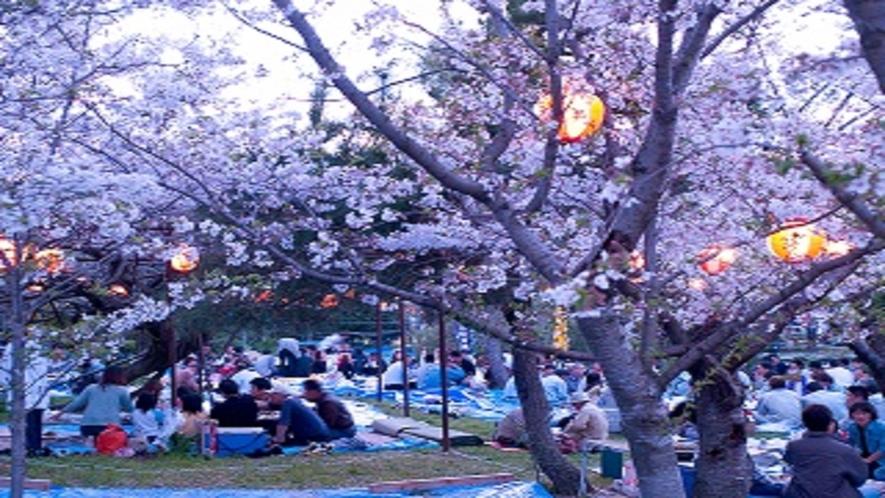 ★三柱神社の桜まつり★