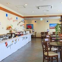 最上階 朝食レストラン 7階(イメージ)