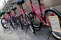 無料貸し出し自転車・画像5