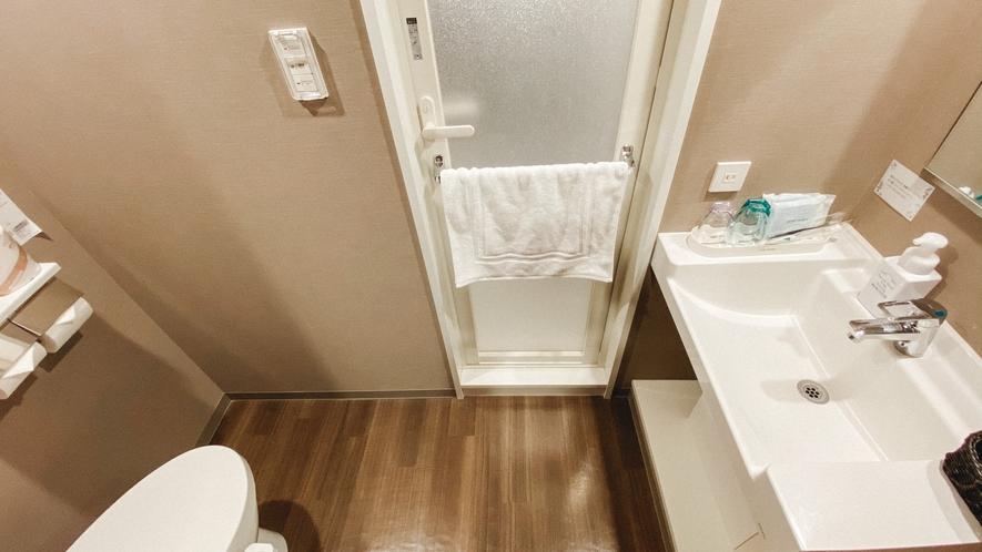 トイレ・洗面スペース(ツインルーム)