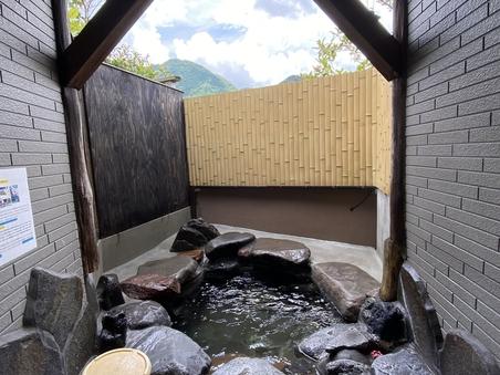 半露天風呂付き長屋:和室10畳+縁側+踏込み付き【禁煙】