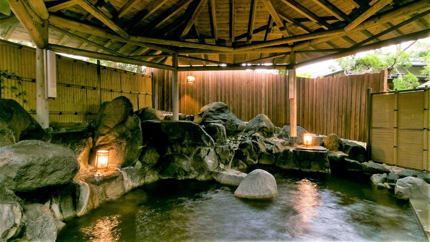 貸切露天風呂「名工の湯」