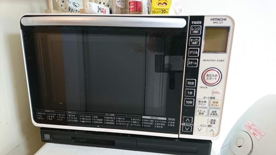 電子レンジ(オーブン機能付き)