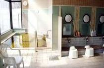 宿泊者専用浴場