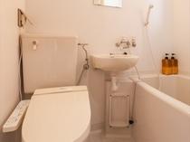 C棟バスルーム(洗浄器付きです)