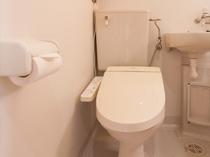 洗浄器付きトイレ(D棟)