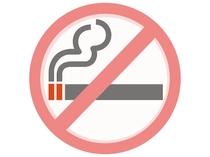 客室内は禁煙です。屋外に喫煙スペースあり。