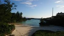 徒歩5分のビーチ