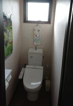 洗浄機付きトイレ2ヶ所有
