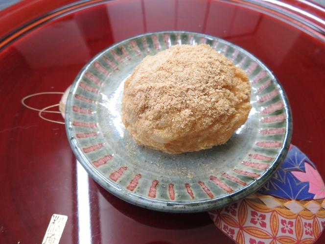 10月の和菓子「おはぎ」